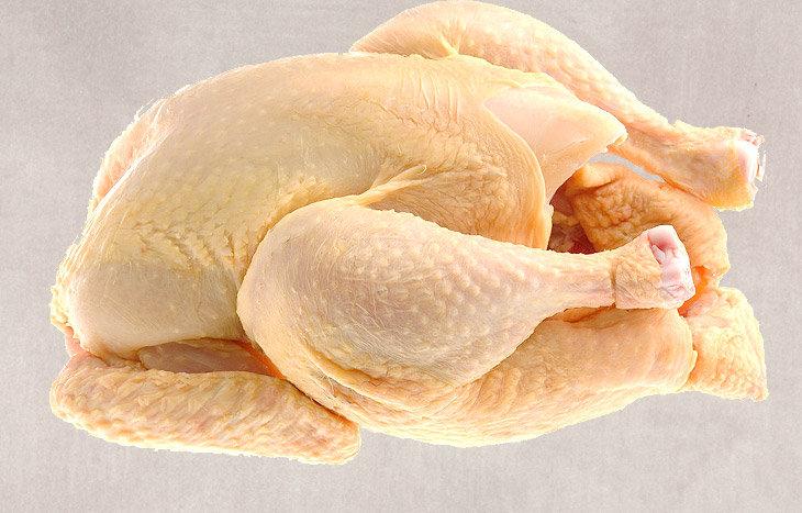 蒜頭雞四物雞